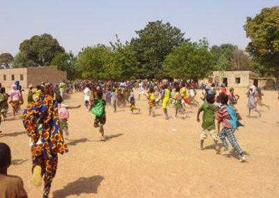 Verbetering capaciteit en kwaliteit onderwijs in Mali