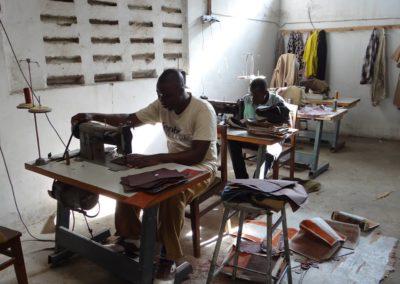 Opzet MULEBA-centrum voor beroepsopleidingen in Tanzania