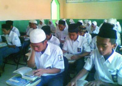 Uitbreiding middelbare landbouw- en veeteeltschool in Indonesië