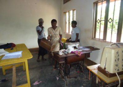 Uitbreiding TA CRUSADE-centrum voor beroepsopleidingen in Oeganda