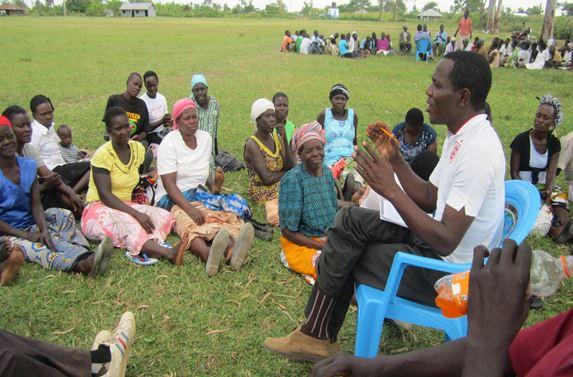 Beroepsopleidingen voor tienermoeders in Kenia