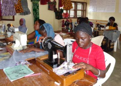 Opzet HCF-centrum voor beroepsopleidingen in Tanzania