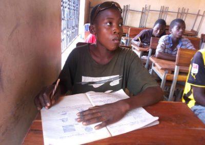 Uitbreiding Ebeneza-centrum voor beroepsopleidingen in Tanzania