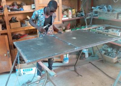 Gereedschappen voor beroepsopleiding en leerstelsel in Kameroen