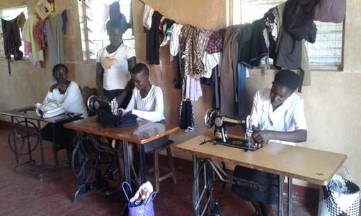 Gereedschappen voor beroepsopleidingen in Kendu Bay – Kenia
